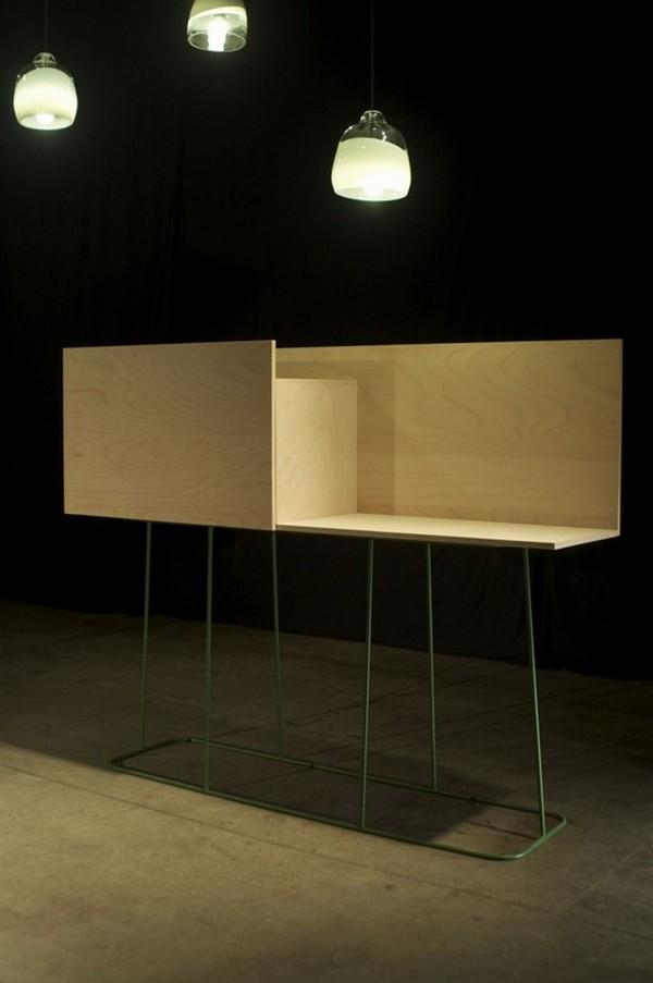 Умопомрачительная композиция Quatrieme Mur от Франсуа Bauchet и Эрик Иордан