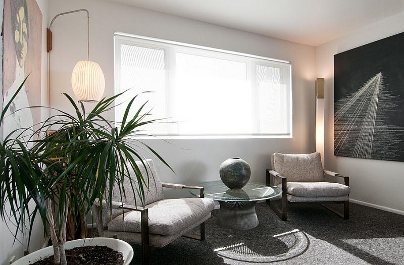 Кресла от Уоррена Платтера в дизайне интерьера