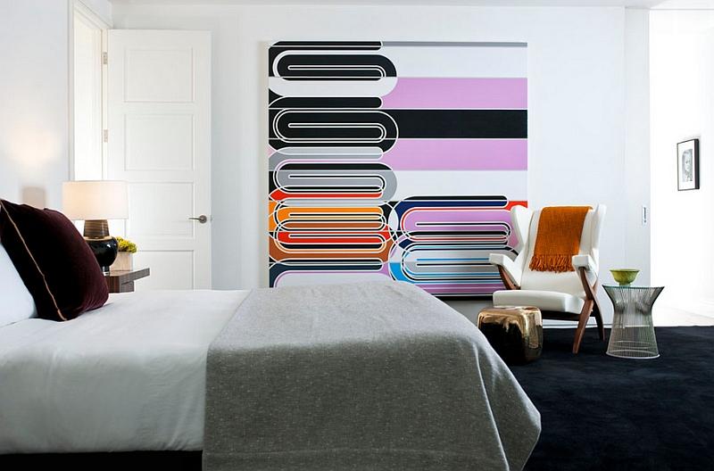 Кровать от Уоррена Платтера в дизайне интерьера