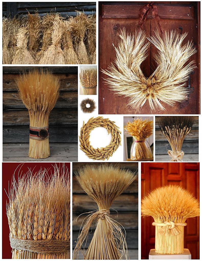 Композиция из пшеницы