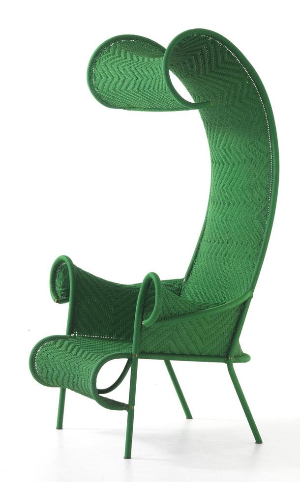 Кресло-шезлонг Shadowy Chair