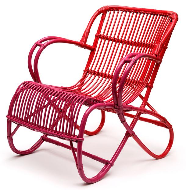 Уютное кресло-качалка Сamera Work