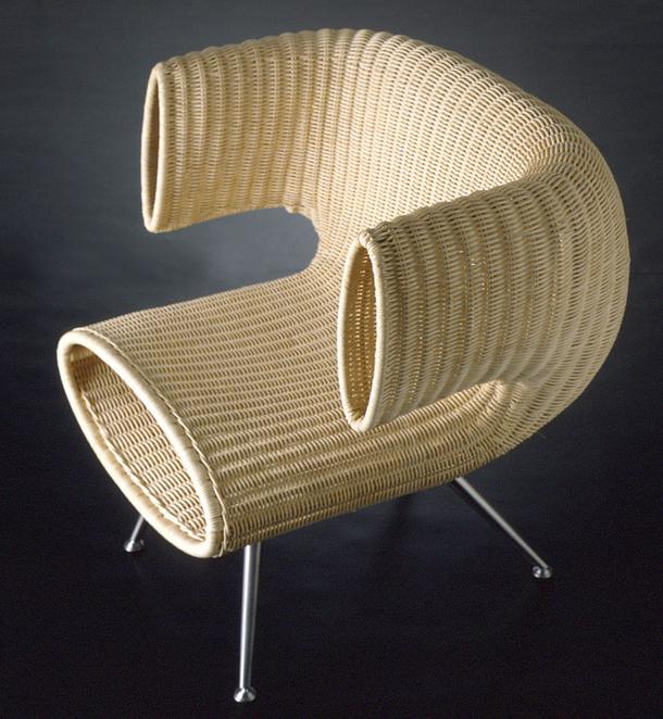Плетеное кресло Su-Su-Su