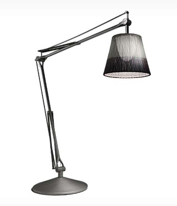 Превосходный торшер Wicker Light от Филиппа Старка