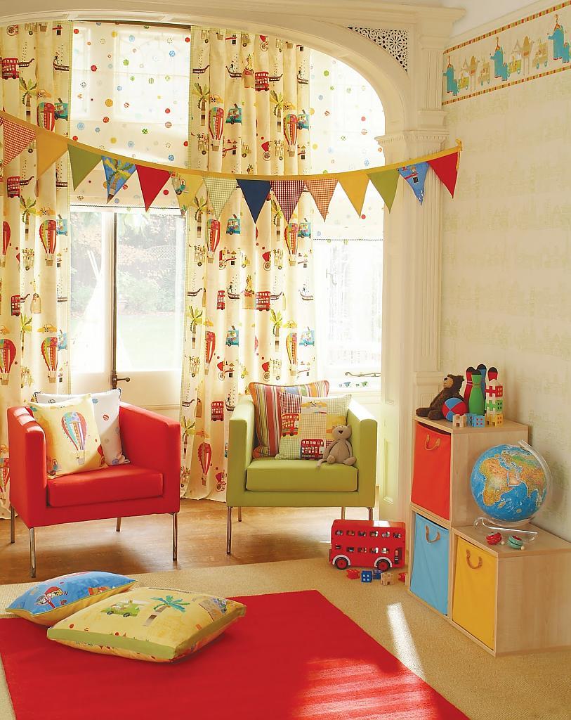 Идеи для детской своими руками - Дизайн детской комнаты 94