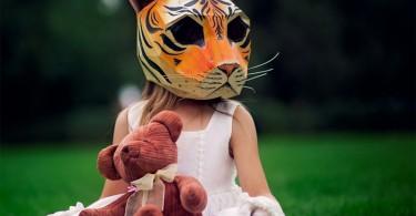 Трёхмерные маски от Стива Винтеркрофта