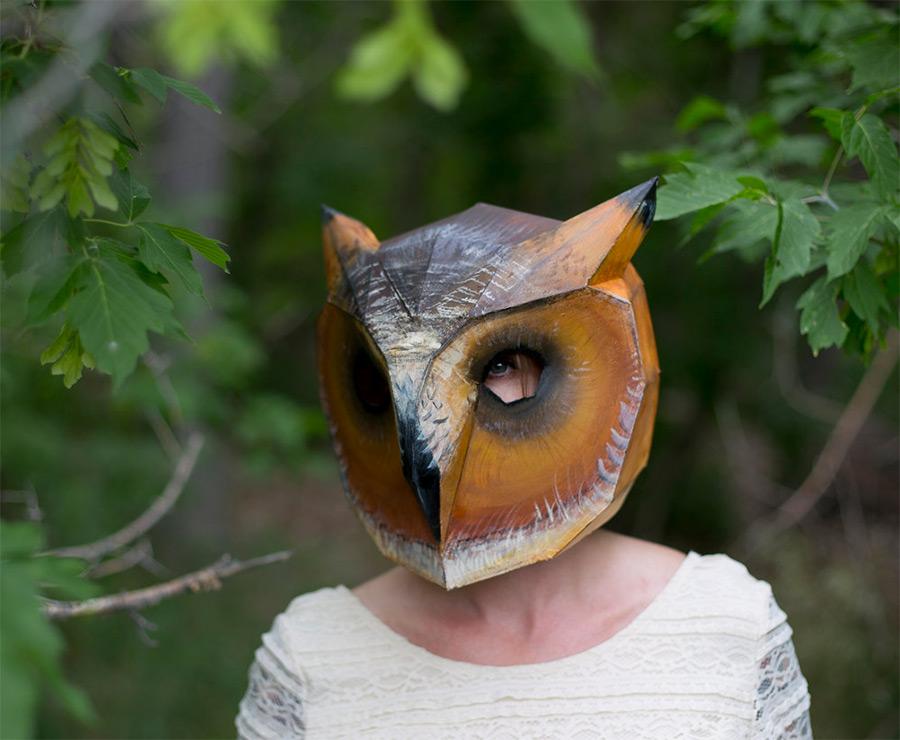 Как сделать разных птиц маски фото избивает