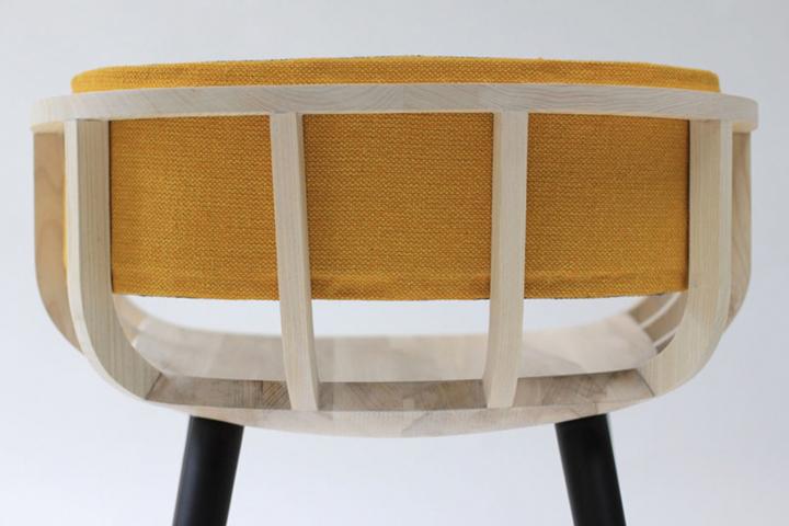 Спинка кресла Frame