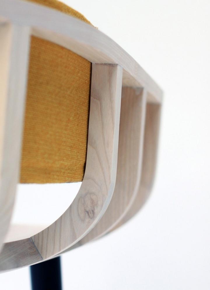 Деревянная основа кресла Frame