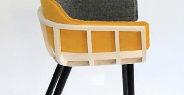 Изумительное кресло Frame