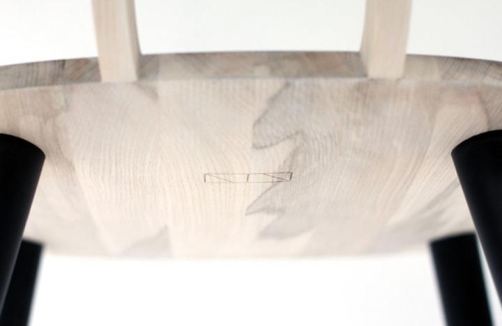 Материал сиденья кресла Frame