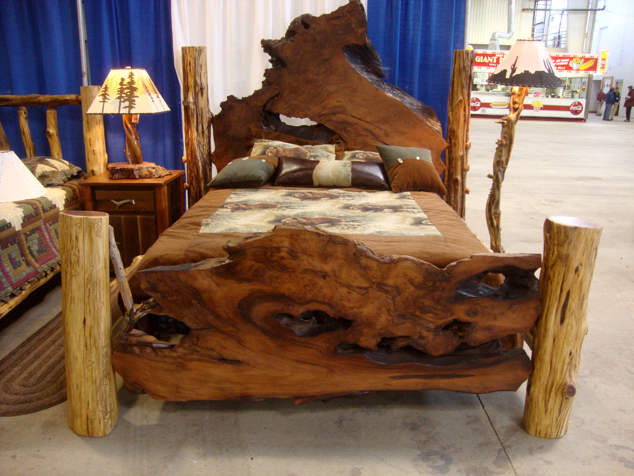 Шикарные предметы интерьера из дерева