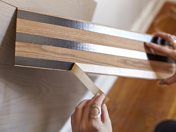 Как сделать стену из реек