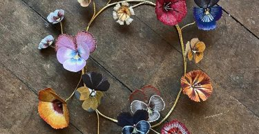 Энн Вуд и Дин Лакер: ботанические скульптуры