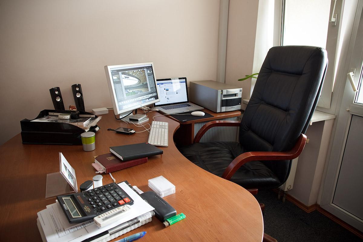 фото рабочего места в офисе