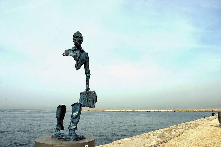 Скульптурная композиция во Франции