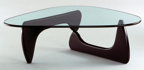 Coffee Table со стеклянной столешницей