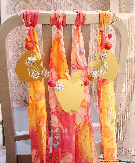 Яблочные идеи для праздника - Фото 3