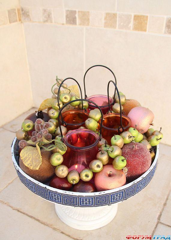 Яблочные идеи для праздника - Фото 6