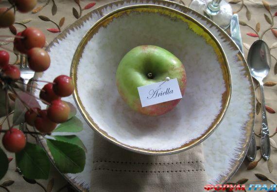 Яблочные идеи для праздника - Фото 9