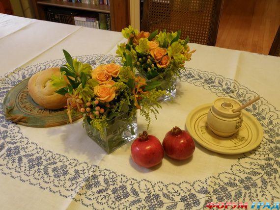Яблочные идеи для праздника - Фото 18