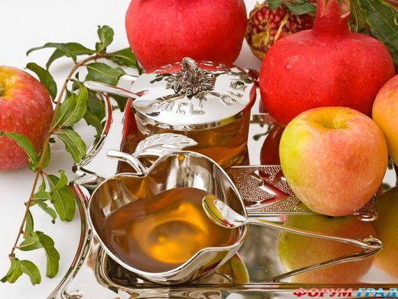 Яблочные идеи для праздника - Фото 20