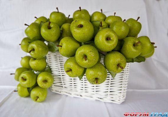 Яблочные идеи для праздника - Фото 22
