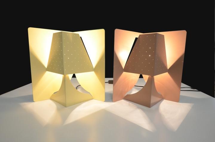 Яркая настольная лампа POP-UP. Фото 5