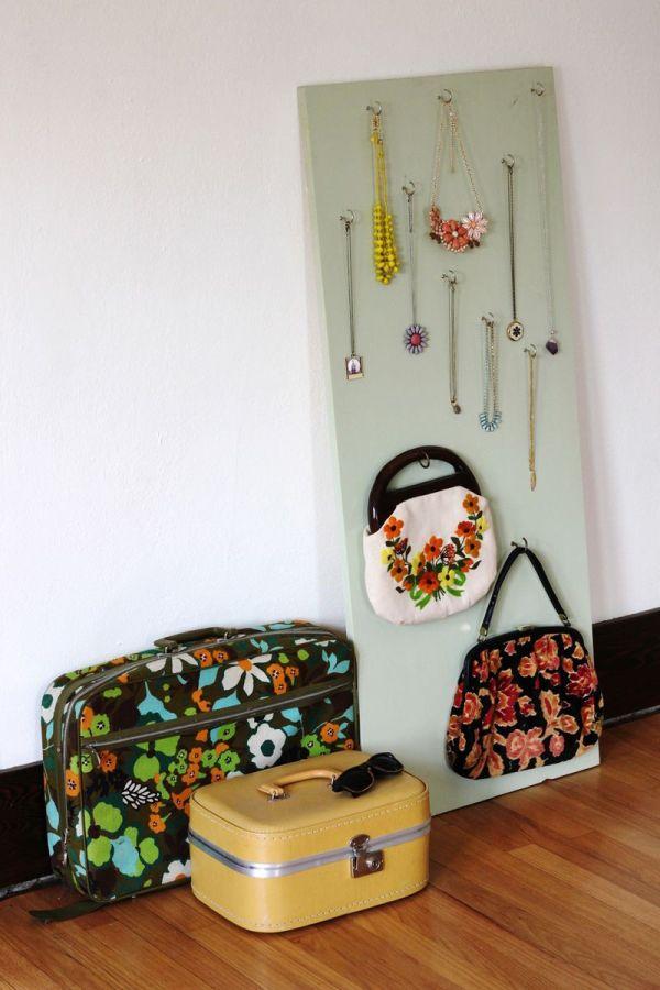 Органайзер для украшений и сумок