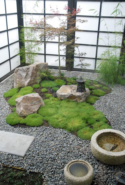 Растения как элемент декора в дизайне интерьера