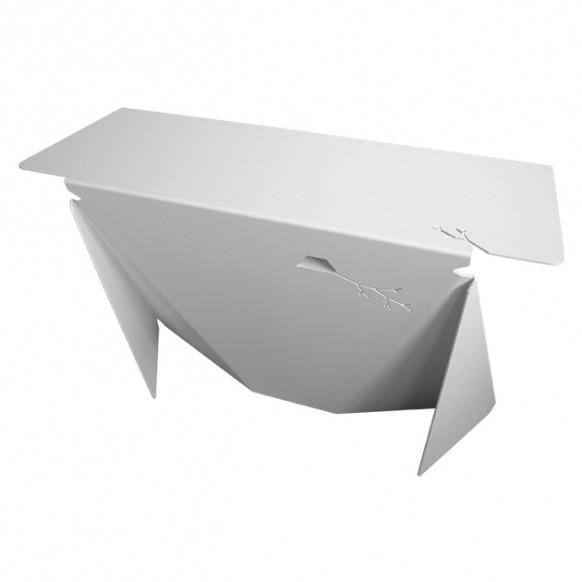 Необычный стол - вид сзади