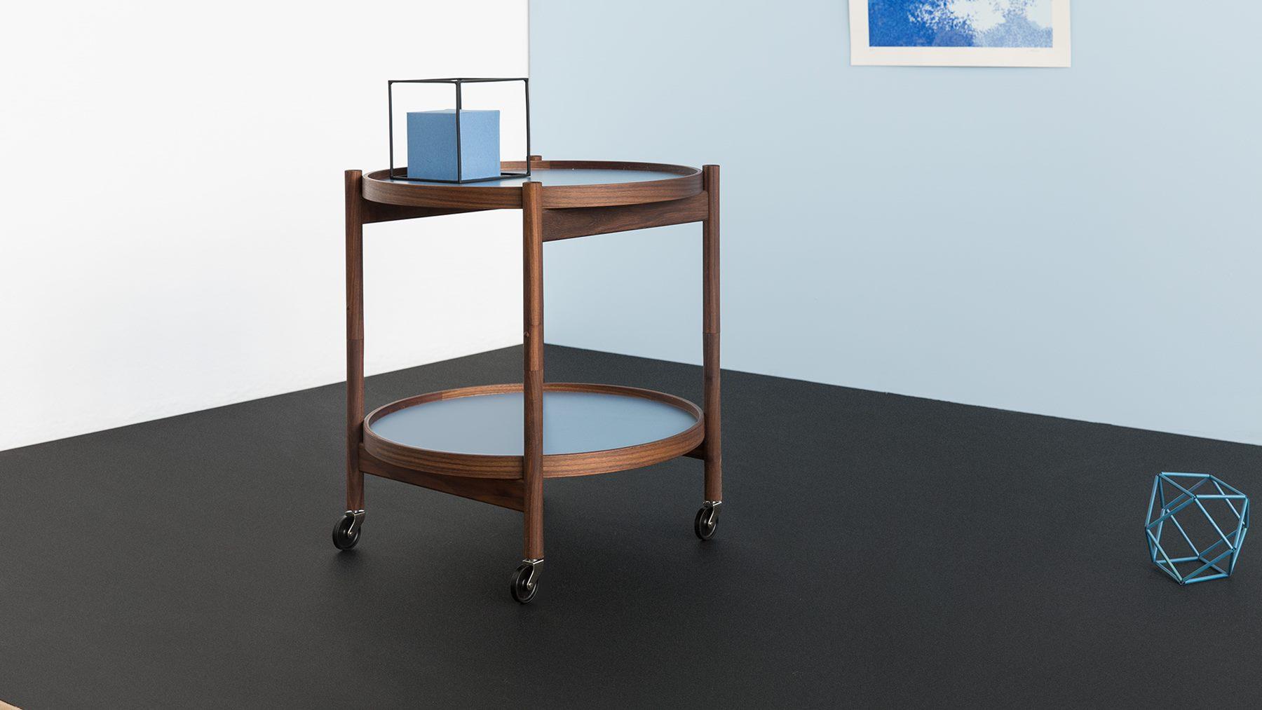 Необычный журнальный столик с современным дизайном, фото столика Bolling Tray Table