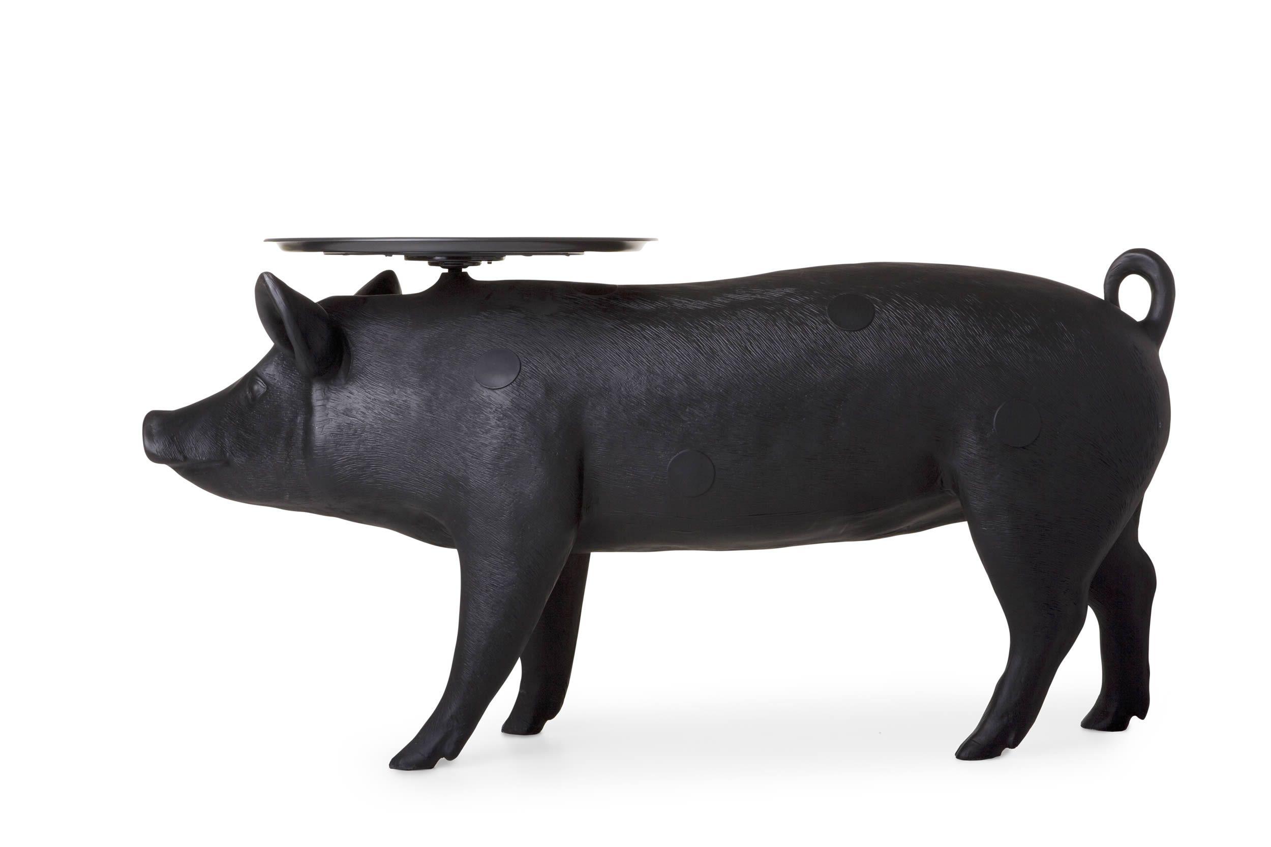 Необычный журнальный столик с современным дизайном, фото столика Pig