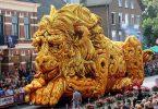 Парад цветов Corso Zundert, 2016: состязания флористов и культурное наследие аграриев Нидерландов